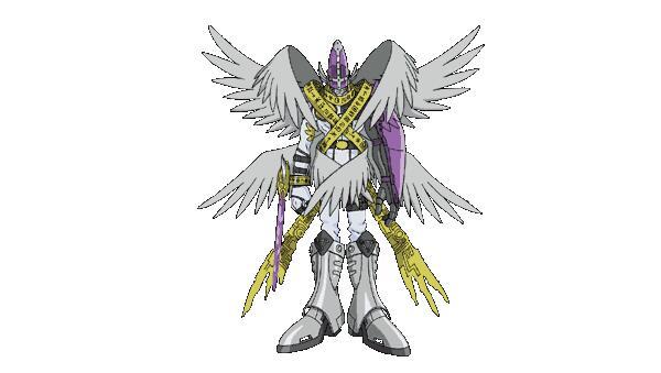 转载:最厉害的五个数码宝贝,神圣天使兽第二